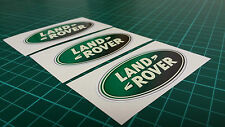 3 x Land Rover Adesivi Decalcomania Defender Discovery 90 110 TD5