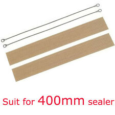 2 set of 400mm heating element for Impulse Heat Sealer Electric Sealing Machin