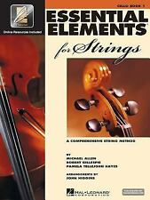 Essential Elements 2000 for Strings by Michael Allen and Pamela Tellejohn...