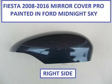FORD FIESTA MK7 08 to 16 WING MIRROR COVER / CAP RIGHT SIDE PAINTED MIDNIGHT SKY