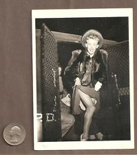 Weegee Modern Postcard TRANSVESTITE IN A PADDY WAGON