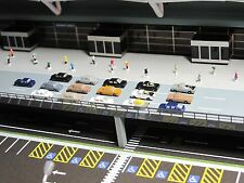 Airport Accessories 1:400 Scale Cars X16 for Gemini/Herpa Layout