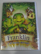 FRANKLIN Y EL TESORO DEL LAGO DVD CASTELLANO ENGLISH NEW NUEVA