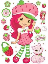 ***STRAWBERRY SHORTCAKE***FABRIC/T-SHIRT IRON ON TRANSFER