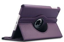 "FUNDA TABLET + PUNTERO PARA IPAD PRO 9.7"" GIRATORIA 360º COLOR MORADO"