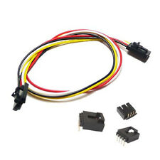 4 Pin Anti-Reverse I2C/COM Connector And Cable(A)×5 Pcs (Arduino Compatible)