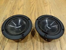 PAIR OF INFINITY RERERENCE THREE SPEAKERS 92-4585