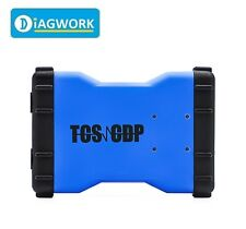 2017 TCS CDP PRO+ VCI OBD2 Diagnostic Tool 2014.02 instead of Autocom and Delphi
