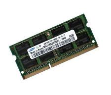 4GB DDR3 RAM Speicher Fujitsu Siemens Lifebook P770 P8110 - Samsung 1333 MHz