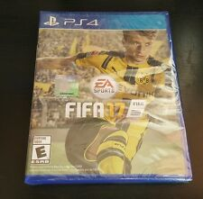 FIFA 17 (PlayStation 4 PS4) Brand New factory sealed..