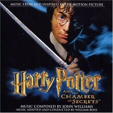 ohn Williams - Harry Potter And The Chamber Of Secrets [CD]