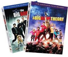 BIG BANG THEORY: SEASON 4 &...-BIG BANG THEORY: SEASON 4 & 5 (2PC) / (SHRDVD NEW