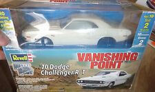 REVELL 1970 CHALLENGER R/T VANISHING POINT 1/25 MODEL CAR MOUNTAIN KIT FS METAL