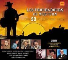 CD Set Les Troubadours du Western Les 50 Plus Grands Succes Country