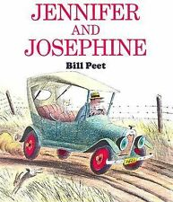 Jennifer and Josephine by Bill Peet (1980, Picture Book)