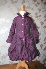 Jottum BOLLEE coat/Jacke/manteau/jas size 110/116 - 5/6yrs winter autum good con
