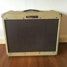 '90s Peavey Classic 30 1x12 Combo Tube Amplifier + Footswitch - Fully Serviced!!
