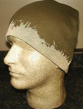 drop down army green military desert beanie knit cap winter stocking hunting