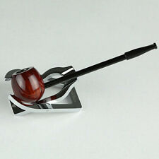 Free Shipping New Fashion Wooden Smoking Pipe Red Wood Pipe Pipes Gift Pipe