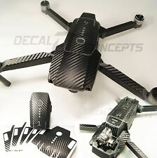 DJI Mavic Carbon Fiber Ultimate Graphic Wrap kit -Underside Decal Skin Sticker