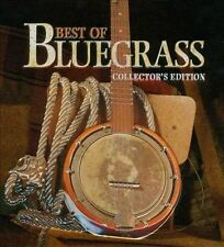 NEW Best of Bluegrass: Collector's Edition (CD, 2012, 2 Discs, Sonoma, Tin Case)