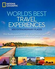 World's Best Travel Experiences : 400 Extraordinary Places by National...