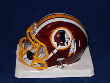 Washington Redskins Riddell NFL Football Speed MINI HELMET with VISOR ATTACHED