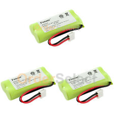 3x Cordless Home Phone Battery Pack for Radio Shack 23-546 23-930 43-206 R6042