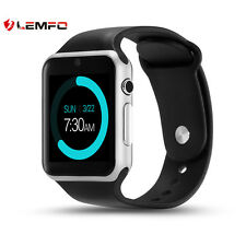 Lemfo IW08 Bluetooth Wireless Pedometer Reloj Inteligente Phone Mate For Android