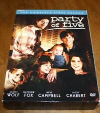 DVD Party of Five The complete first season