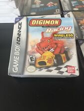 New Factory Sealed Digimon Racing  Nintendo Game Boy Advance Game New