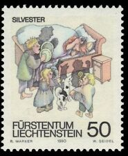 """LIECHTENSTEIN 953 - Holiday Customs """"Waking Sleepyheads"""" (pf77604)"""
