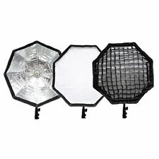 Godox DH9 90cm Octagon Umbrella Softbox with Grid for AD600 AD600M Godox Mount