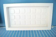 Crawl Space - Recessed Vent Cover - White | Crawlspace | Foundation Vent Cover
