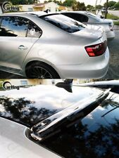 CARKING 2011-2017 PAINTED VW JETTA MK6 ///M DESIGN WINDOW VISOR ROOF SPOILER