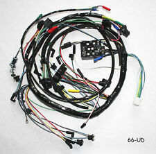 1966 Ford Mustang Under Dash Complete Wire Harness Made in the USA