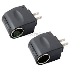 2x 110V-240V AC/DC AC to 12V DC Power Adapter Converter