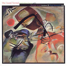 The Usual Turmoil and Other Duets by George Lewis (Trombone/Electronics) (CD, Ju