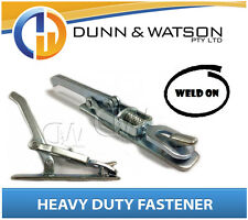 Heavy Duty Over Center Fastener x1 (Lock Latch handle) Trailer Tray (Weld On)