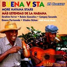 Buena Vista: More Havana Stars/Mas Leyendas De La Habana by Various Artists...
