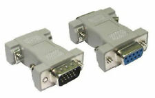 D-Sub Adaptor  VGA DB9 9 Pin female  to D-SuB DB15 15 Pin SVGA Male DH9 DH15