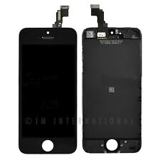 LCD Front Display Touch Screen Digitizer Mid Frame Assembly Part Black iPhone 5C
