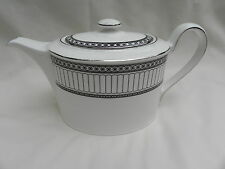 Wedgwood CONTRASTS TEAPOT & LID 10cm Tall.Excellent