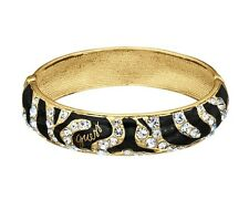 GUESS NARROW TIGER GOLD BRACELET