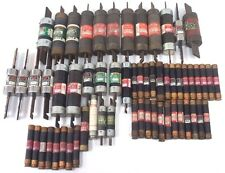 LOT OF 60 ASSORTED FUSES SEE DESCRIPTION FOR FULL LIST