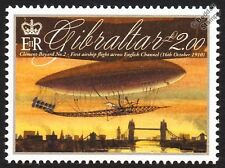 Clément-Bayard No.2 Military Airship (English Channel Crossing) Aircraft Stamp