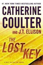 A Brit in the FBI: The Lost Key 2 by J. T. Ellison and Catherine Coulter (2014,