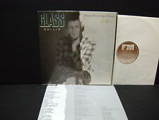 Philip Glass ‎– Songs From Liquid Days ' LP N.MINT SPAIN PRESS