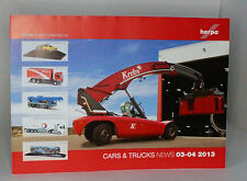 Herpa Voitures & Camions News 03-04 2013