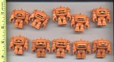 Toy Story LEGO x10 Chunk minifig NEW rock monster